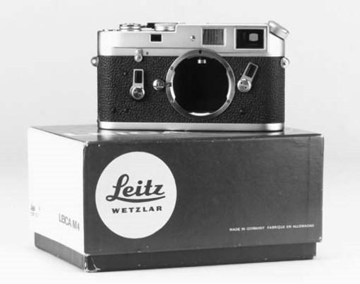 Leica M4 no. 1381001