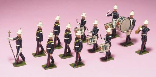 Britains rare Set 2115 Drums a