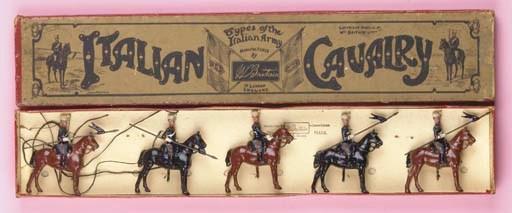 Britains Set 165 Italian Caval