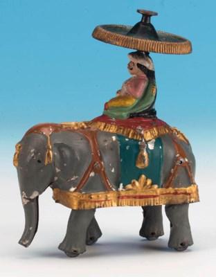 The Walking Elephant