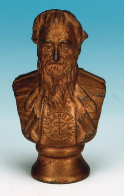 Rare General Booth bust