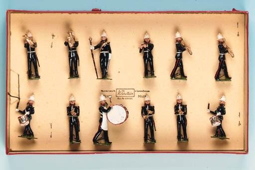 Set 1291 Band of the Royal Mar