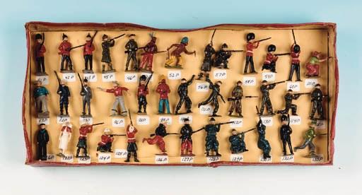 Second Grade Sample Box, figur