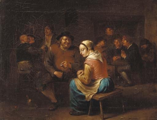 Egbert van Heemskerk (1634/5-1