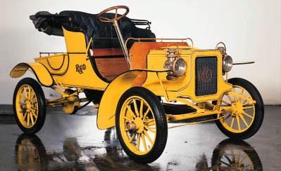 1906 REO MODEL B 8 HP RUNABOUT