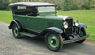 1929 CHEVROLET INTERNATIONAL A