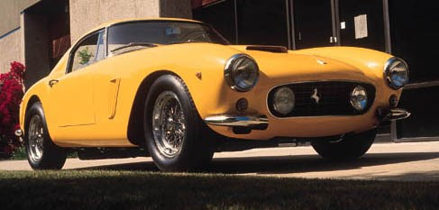 1962 FERRARI 250GT SHORT WHEEL