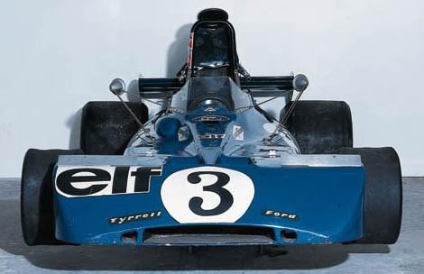 The ex-Works Jackie Stewart/Pa