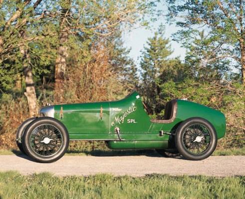 1928 MILLER 91 REAR DRIVE RACI