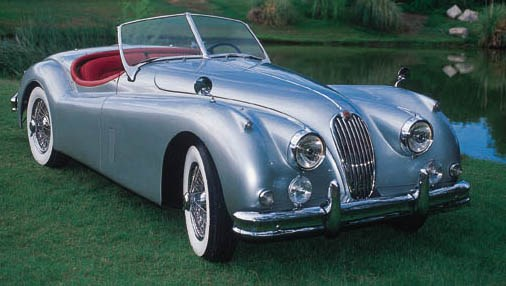 1955 JAGUAR XK140 M ROADSTER