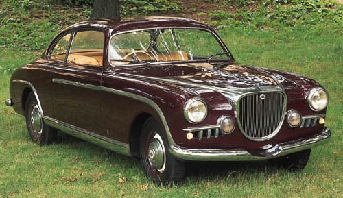 1951 LANCIA AURELIA B50 COUPE