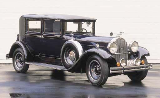 1930 PACKARD DELUXE EIGHT MODE