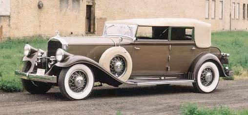 1931 PIERCE-ARROW MODEL 41 CON