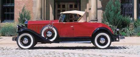 1930 PACKARD SERIES 745 ROADST