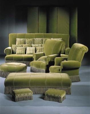 Mobilier de salon moderne par karl lagerfeld christie 39 s for Mobilier de salon moderne