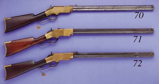 A .44 RF HENRY FIRST MODEL 186
