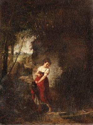 Eduard Heinel (German, 1835-18