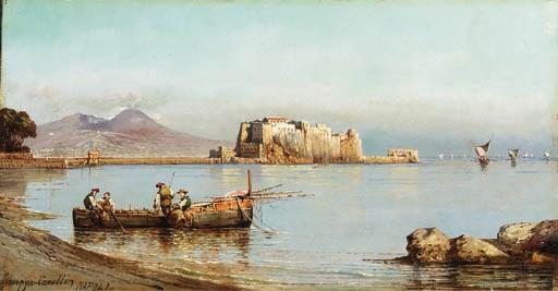Giuseppe Carelli (Italian, 185