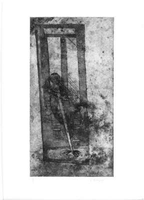 LOUISE BOURGEOIS (b. 1911)