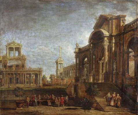 Studio of Antonio Visentini (V