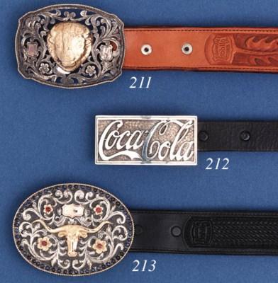 A COCA-COLA PRESENTATION BUCKL