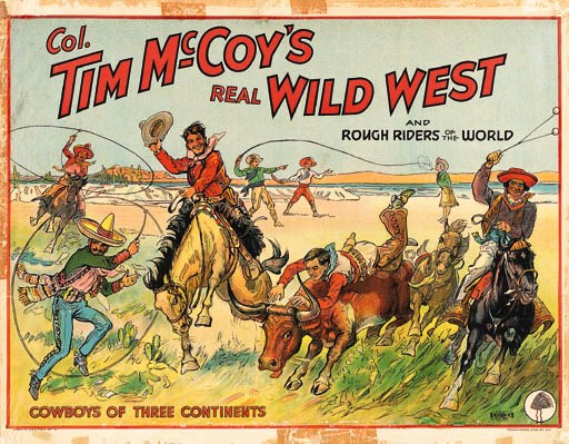 TIM McCOY