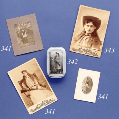 A SELECTION OF ANNIE OAKLEY PH