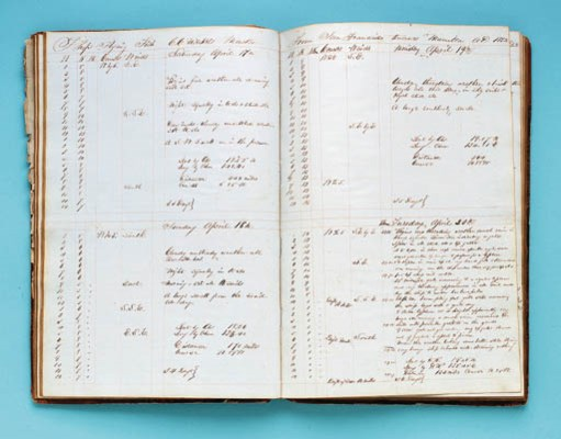 A Log Book From The Clipper Sh