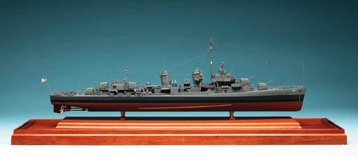 A Full Hull Model Of A Fletche