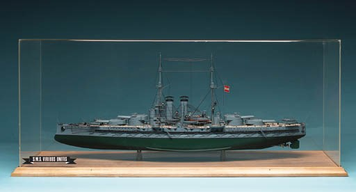An Fine Scale Model Of The S.M