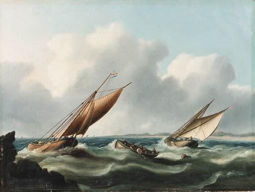 Thomas Buttersworth (British,
