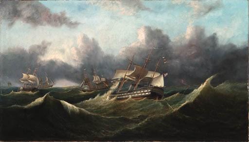 Arthur Wellington Fowles (Brit