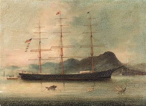 Pun Woo (19th Century)