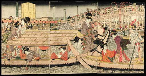 essays on kitagawa utamaro Utamaro's work reached europe in the mid-nineteenth century, where it was very popular, enjoying particular acclaim in france he influenced the european impressionists, particularly with his use .