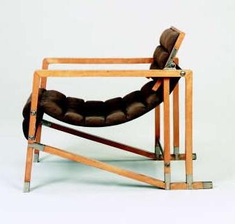A maple 39 transat 39 chair eileen gray circa 1925 christie 39 s for Chair design 2000