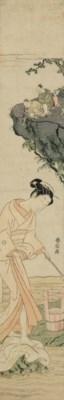 Suzuki Harunobu (1724-1770)