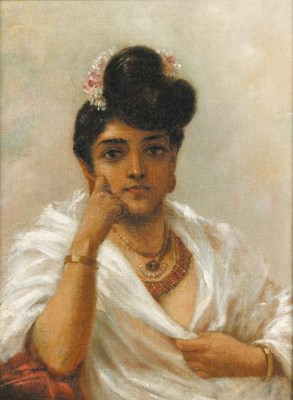Raja Ravi Varma (1848 - 1906)