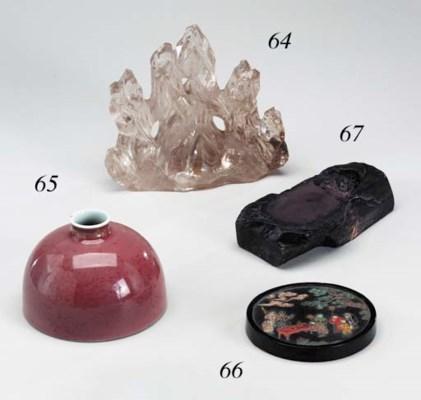 A Rock Crystal Mountain-Form B