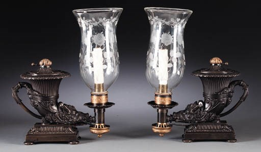 A PAIR OF EARLY VICTORIAN ORMO