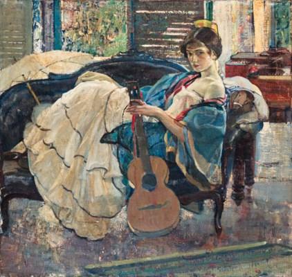 Richard E. Miller (1875-1943)