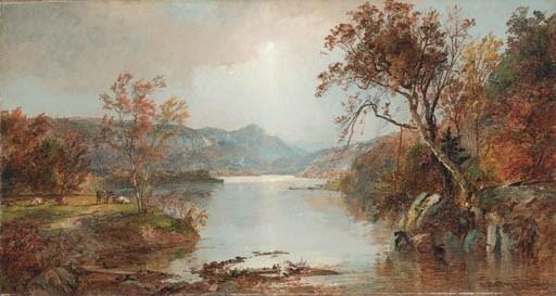 Jasper Francis Cropsey (1823-1
