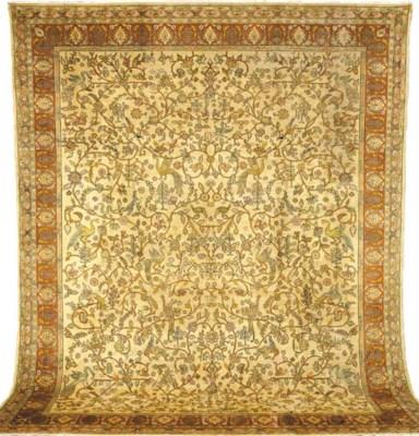 AN INDIAN CARPET