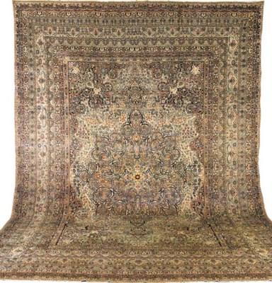 A LAVAR KIRMAN CARPET