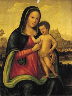 Scuola emiliana, secoli XVIII-