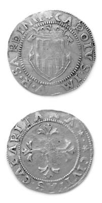 Carlo V Imperatore (1516-56),