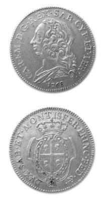 Carlo Emanuele III (1730-73),
