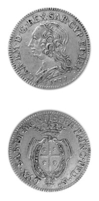 Carlo Emanuele III, Mezzo carl
