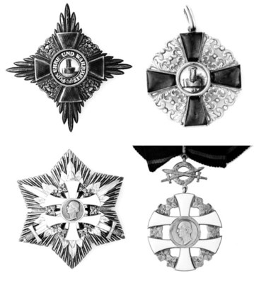 Germania, Baden, Ordine di Leo