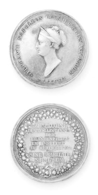 Stephanie Napoleon, argento do