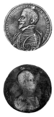 Emanuele Filiberto (1528-1580)